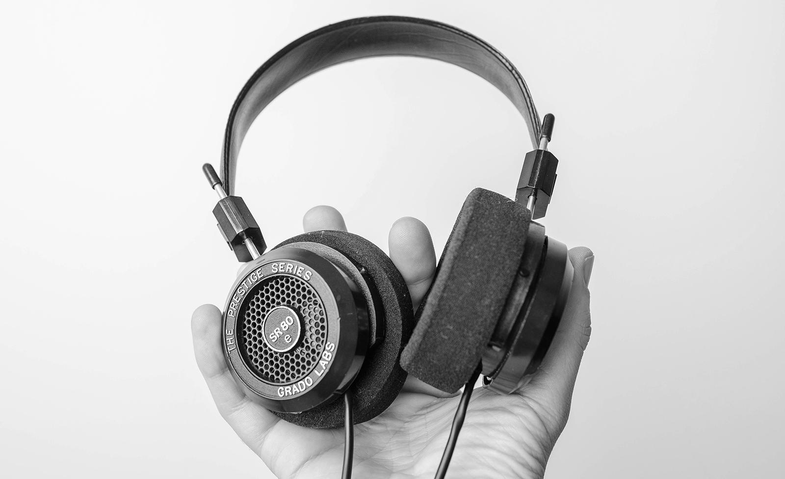 auriculares, mano, sonido, audio, escucha, Postproducción Sonido